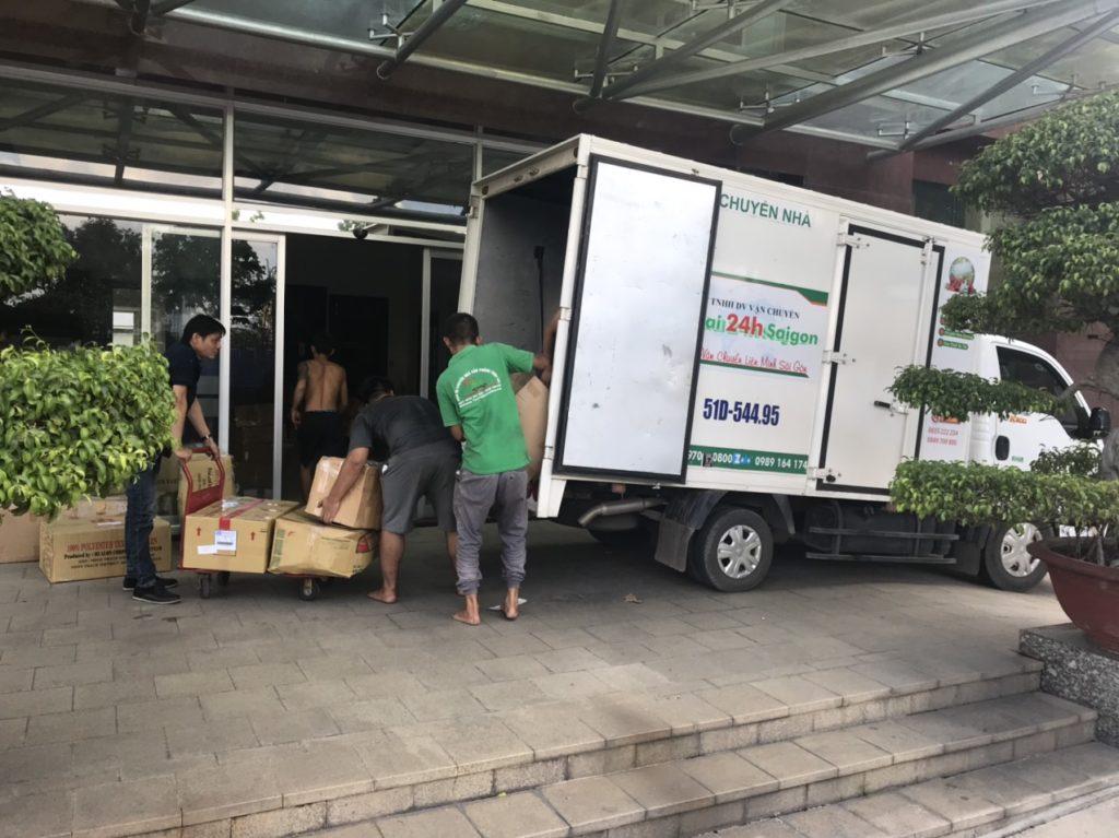 Move Van Phòng