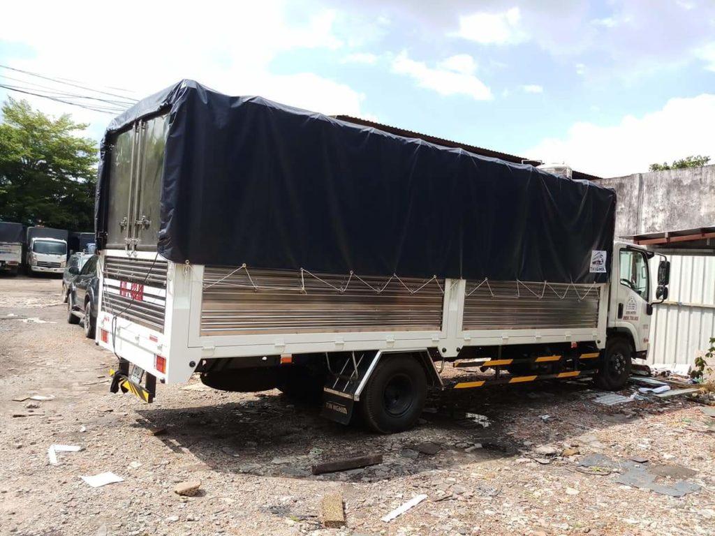 xe tải 5 tấn