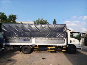xe tài 5 tấn chở hàng 24h sài gòn