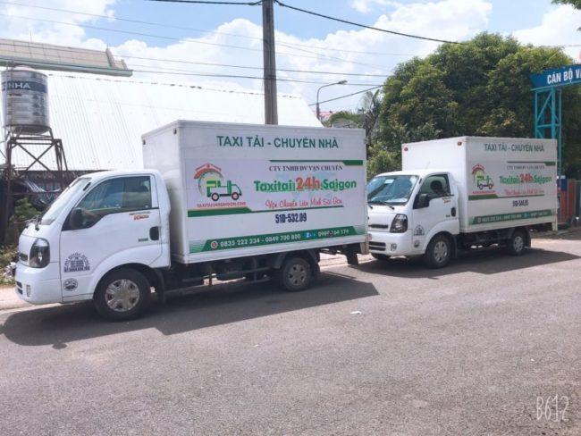 Xe tải dọn nhà 1.5 tấn